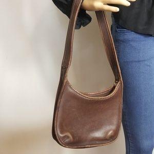 Coach Vintage Ergo Legacy leather bag